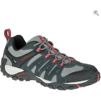 Merrell Accentor Mens Walking Shoe - Size: 7.5 - Colour: CHARCOAL-RED