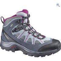 Salomon Authentic LTR GTX Womens Walking Boot - Size: 6 - Colour: Grey