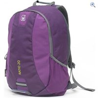 Hi Gear Ratio 20 Daysack - Colour: Purple