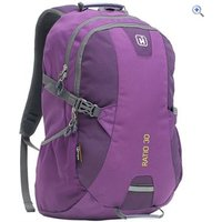 Hi Gear Ratio 30 Daysack - Colour: Purple