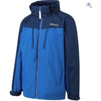Regatta Irondale Waterproof Kids Jacket - Size: 7-8 - Colour: OXFORD BLUE
