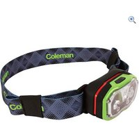 Coleman CXS+ 300 Rechargeable Headlamp - Colour: Green