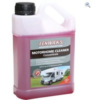 Fenwicks Motorhome Cleaner Concentrate (1 Litre)