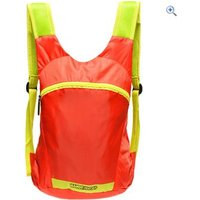 Handy Heroes Pack Away Backpack (15L) - Colour: Red