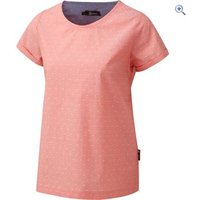 Hi Gear Womens Cotton Shirt - Size: 14 - Colour: Coral Pink