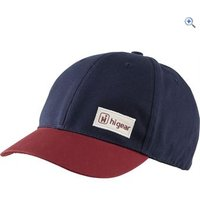 Hi Gear Childrens Baseball Cap - Size: L-XL - Colour: NAVY-BKNG RED