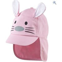 Hi Gear Kids Animal Legionairre Hat - Size: S-M - Colour: RABBIT