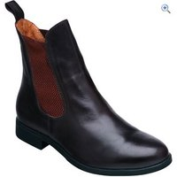 Harry Hall Silvio Womens Jodhpur Boots - Size: 7 - Colour: Brown