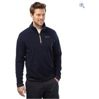 Craghoppers Basecamp Mens Microfleece - Size: S - Colour: Dark Navy Blue