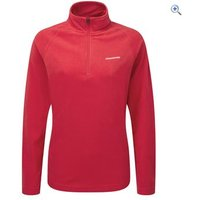 Craghoppers Basecamp Womens Microfleece - Size: 10 - Colour: FIESTA RED
