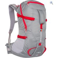 Montane Cobra 25 (M/L) Rucksack - Colour: CLOUDBURST GREY