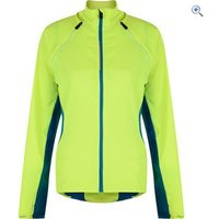 Dare2b Womens Unveil Windshell - Size: 14 - Colour: FLURO YELLOW