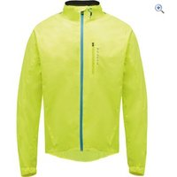 Dare2b Mediator Cycling Jacket - Size: L - Colour: FLURO YELLOW
