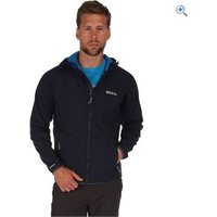 Regatta Mens Arec Softshell Jacket - Size: L - Colour: Navy