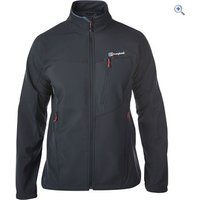 Berghaus Mens Ghlas Softshell Jacket - Size: M - Colour: Black