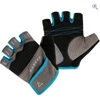 Dare2b Kids Cycle Mitt - Size: 7-8 - Colour: Black / Blue
