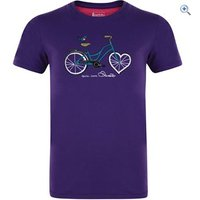 Dare2b Take A Pick Kids T-Shirt - Size: 9-10 - Colour: ROYAL PURPLE