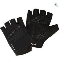 Dare2b Mens Sieze Cycle Mitts - Size: L - Colour: Black
