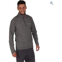 Regatta Mens Montes Fleece - Size: XXL - Colour: LIGHT STEEL