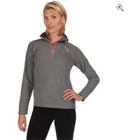 Regatta Womens Montes Fleece - Size: 10 - Colour: LIGHT STEEL
