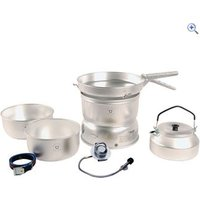 Trangia 25-2 GB Stove with Alloy Pans, Kettle & Gas Burner
