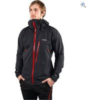Rab Mens Firewall Jacket - Size: L - Colour: Black