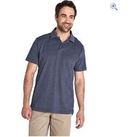 Weird Fish Andre Classic Polo Shirt - Size: S - Colour: Navy