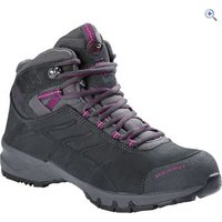 Mammut Womens Nova GTX Base Walking Boot - Size: 8 - Colour: Graphite-Pink