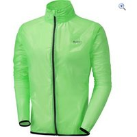 Zucci Mens Packaway Jacket - Size: XXL - Colour: FLURO GREEN