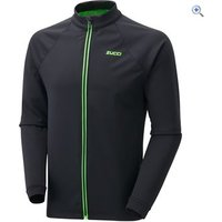Zucci Mens Elite Softshell Jacket - Size: M - Colour: IRIS-FLUO GREEN