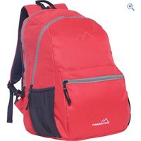 Freedom Trail Spirit 25 Daypack - Colour: Red