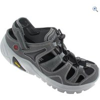 Hi-Tec V-Lite Walk-Lite RGS Mens Shandal - Size: 13 - Colour: CHARCOAL-RED