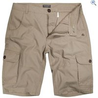 Craghoppers Mens Samson Cargo Shorts - Size: 32 - Colour: Taupe