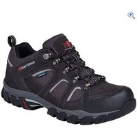 Karrimor Bodmin Low IV Weathertite Mens Walking Shoes - Size: 8 - Colour: BLACK SEA