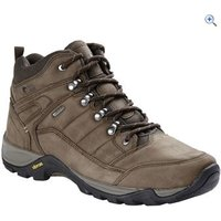 North Ridge Luxor Mid WP Mens Walking Boot - Size: 10.5 - Colour: Brown