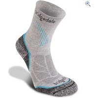 Bridgedale Womens CoolFusion RUN Qw-ik Socks - Size: M - Colour: Turquoise