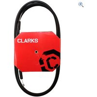 Clarks Cycle Systems Clarks Universal SS Gear Cable (w/SP4 Black Outer Casing)