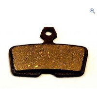 Clarks Cycle Systems Clarks Organic Disc Brake Pads (for Avid Code 2011 onwards)
