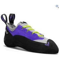 Evolv Nikita Womens Climbing Shoes - Size: 6.5 - Colour: PURPLE-GREY