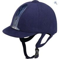 Harry Hall Legend (Adult) Riding Hat - PAS015 - Size: 71-8 - Colour: Navy