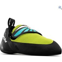 Evolv Venga Kids Climbing Shoes - Size: 11 - Colour: Green