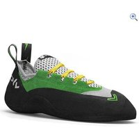 Evolv Spark Mens Climbing Shoes - Size: 8 - Colour: Green Grey