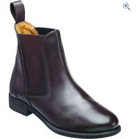 Harry Hall Clifton Womens Jodhpur Boots - Size: 6 - Colour: Brown