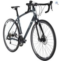 Forme Hooklow 2 Gravel Bike - Size: 20 - Colour: Grey And Black