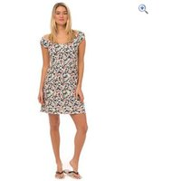 Animal Lourde Womens Dress - Size: 16 - Colour: ANTIQUE CREAM