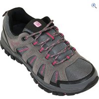 Hi Gear Sierra Kids Walking Shoes - Size: 5 - Colour: CHAR-PINK