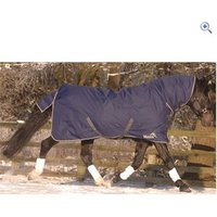 Masta Avante 170 Fixed Neck Turnout Rug - Size: 6-6 - Colour: Navy Blue