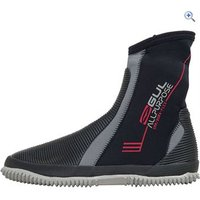 Gul All Purpose 5mm Boots - Size: 5 - Colour: Black / Grey