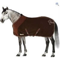 Masta Windsor Show Rug - Size: 6-6 - Colour: Chocolate Brown