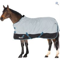 Masta Avante Light Turnout Rug - Size: 6-3 - Colour: Graphite